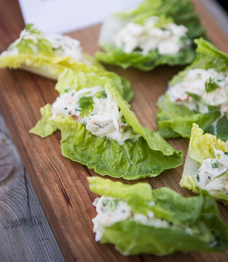 Crab-Avocado Salad